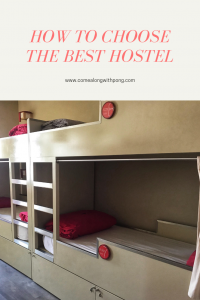 How to choose the best hostel