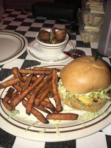 ACME Vegetarian Burger