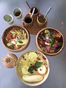 Farm to Table acai bowls