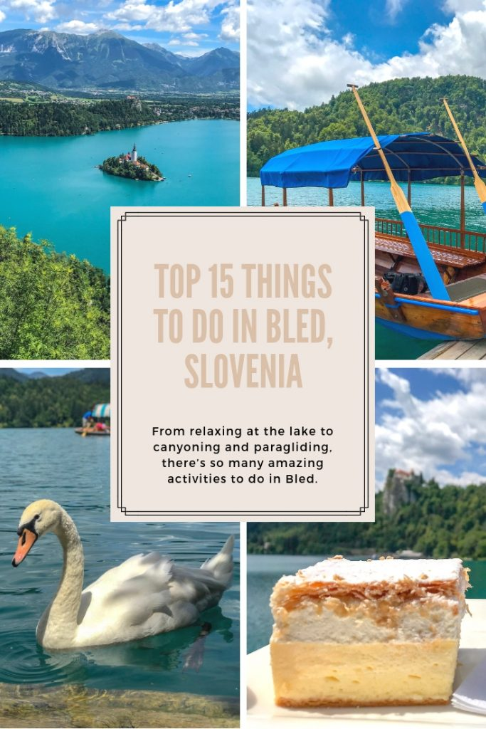 Pinterest photo for Lake Bled