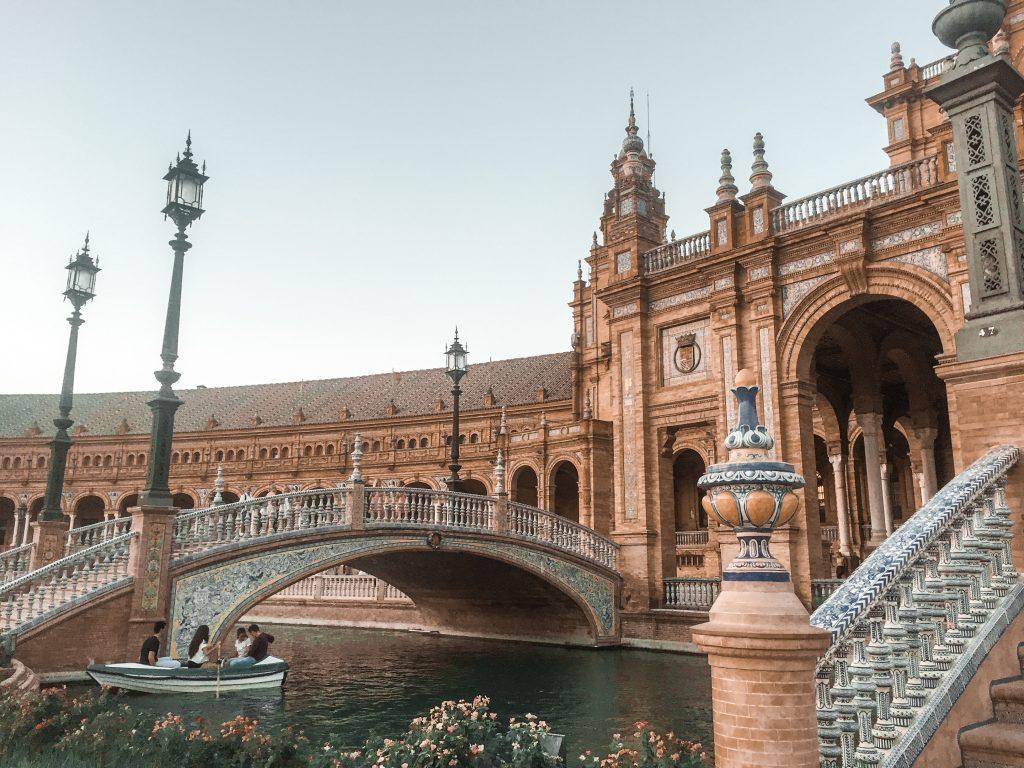 Plaza Sevilla, Spain